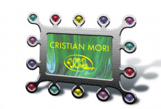 Display vetrina Cristian Mori